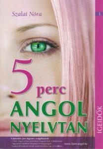 5 perc angol